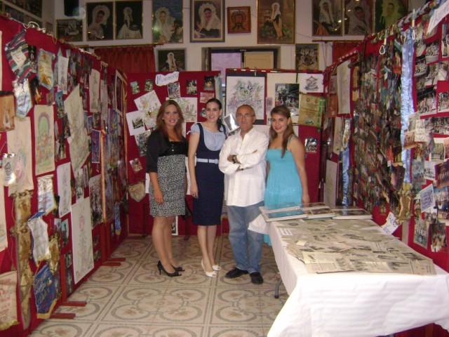 EXPOSICIÓN 80 ANIVERSARIO Hoguera Carolinas Altas