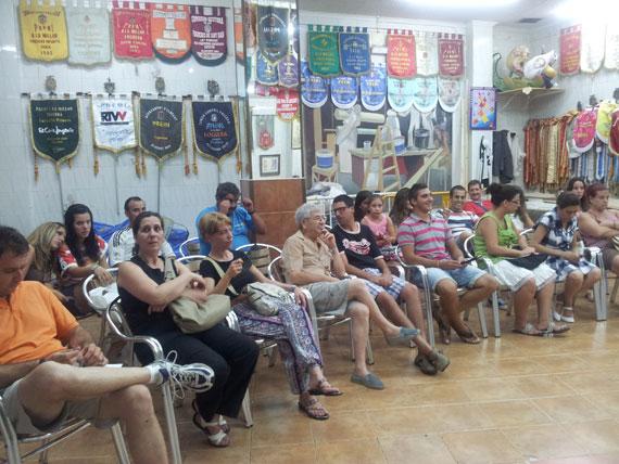 Foguerer Carolinas arranca ejercicio 2012-13