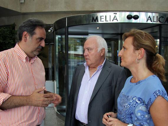 Manolo Jiménez devolverá la Gala de Candidatas al paseo del Puerto
