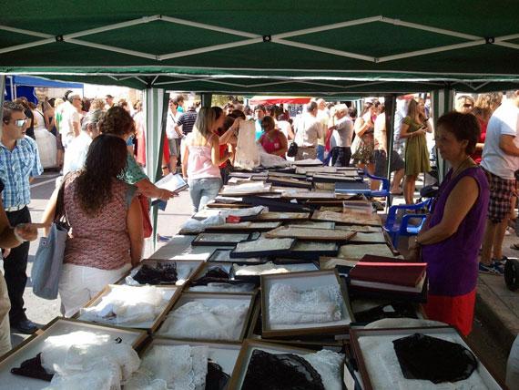 IV Feria de Indumentaria Foguera La Ceràmica