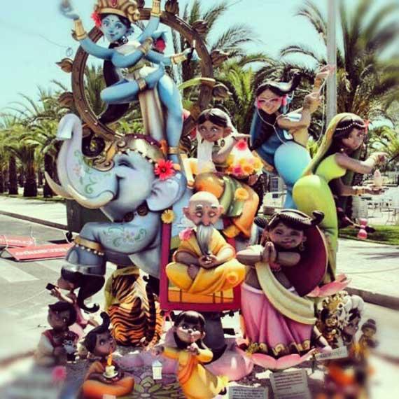 Fwd: Ceballos & Sanabria presentan su proyecto infantil a la comision de Baver els Antigons