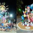 Foguera Passeig de Gómiz renueva a sus artistas